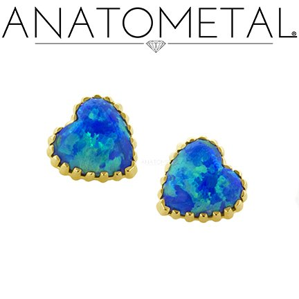 Check out another new design added to our line, Threaded Opal Hearts! https://t.co/sOm0UJ6tFY