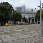 Gran incendio se avista en avenida central de David @RetenChiriqui @TReporta https://t.co/jt6o1mPWHw
