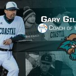 COASTAL BASEBALL BEING RECOGNIZED by @BigSouthBase   #BOOM #BOOM #BOOM  CONGRATS & WELL DESERVED!  #GILLEY #DAP #CO https://t.co/XkNFunaWbr