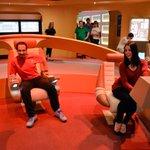 More fun from todays visit at #starfleetOTT #startrek #myottawa #ottawa @avspacemuseum https://t.co/L2pl0foX12