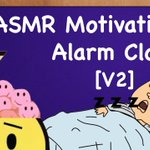 Why not start everyday by listening to an #ASMR #Motivational #AlarmClock?🕓😎 #Youtube ► https://t.co/8Swc2W2A13 👈  https://t.co/qEXJkkIlY6