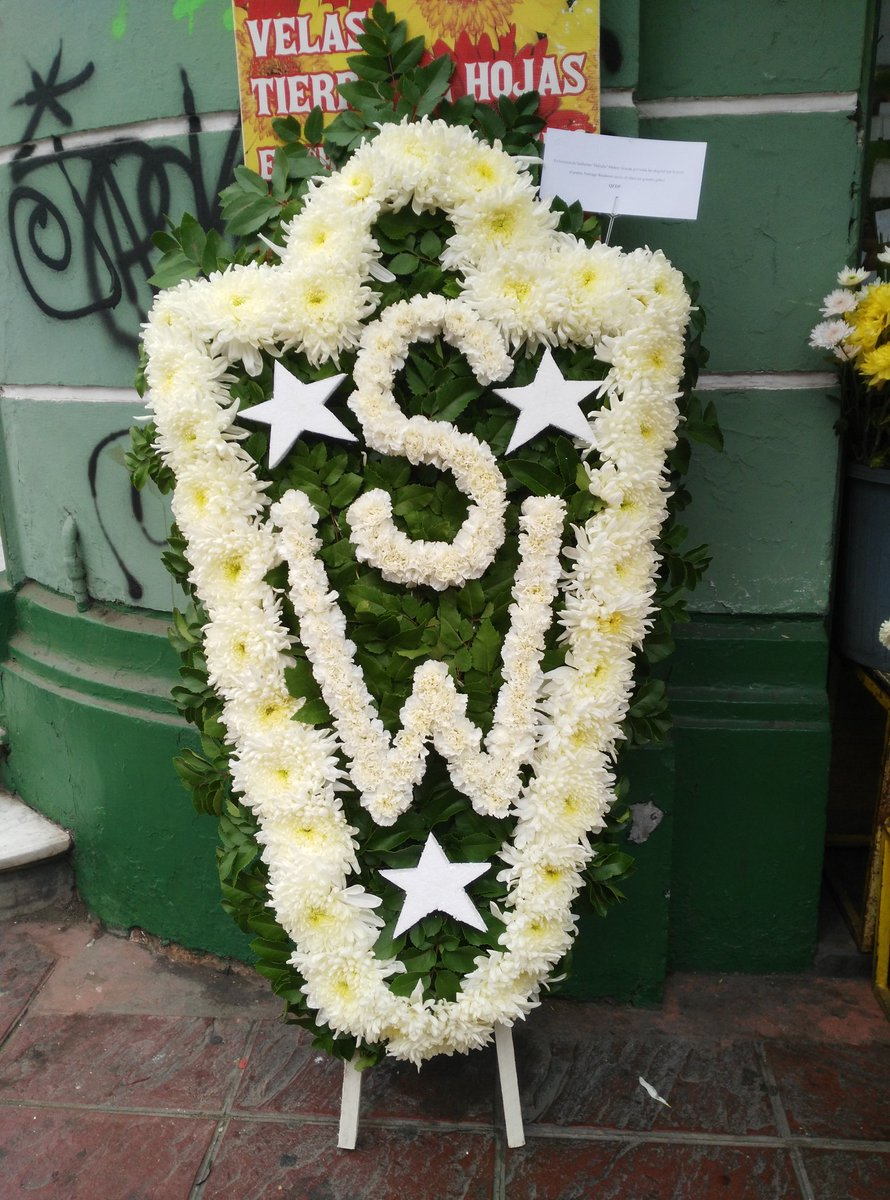 SW lamenta el fallecimiento de don Eduardo Lara Tapia, reconocido wanderino y funcionario municipal. QEDP https://t.co/jHKzRi7NWu