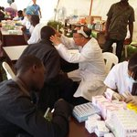 Sinohydro Stages Free Medical Day For Karuma Community