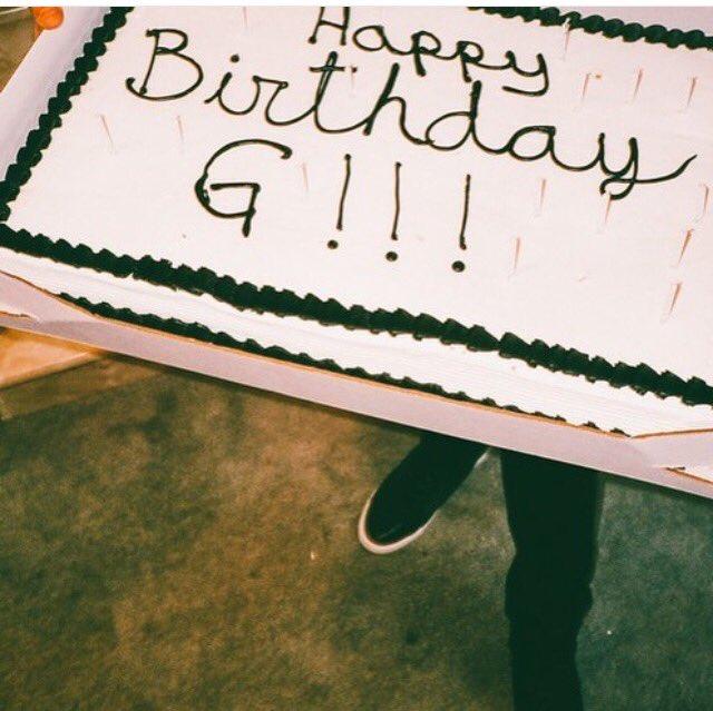 happy birthday Gerald!