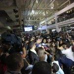 Gran expectación de medios a la llegada de @Albert_Rivera a Venezuela 🇻🇪 https://t.co/6yZJfdH6l0