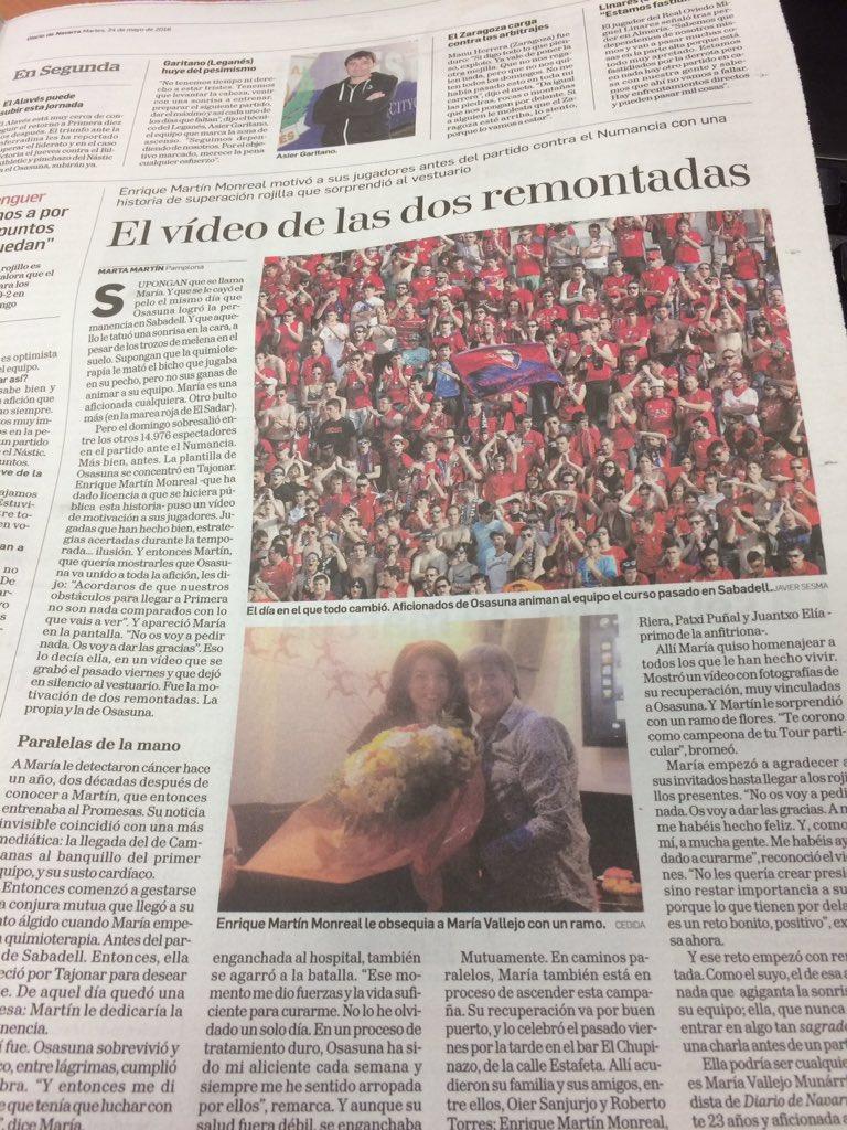 La historia de dos remontadas de @martamcata emociona en @DiariodeNavarra especialmente la remontada de @merivalle https://t.co/fBTJDxFjqV