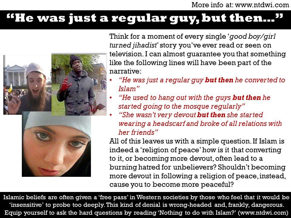 Islam: The Convent Conundrum #tcot #pjnet #isis #tlot https://t.co/wdTJHUyMsj https://t.co/EkVeGT3QKt