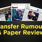 #EFC plot stunning £40m bid for Hart, Mourinho wants Matic at #MUFC & Lukaku to rejoin #CFC? https://t.co/QfIewueF3B https://t.co/uINpW4iuVE