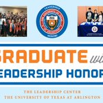 Make the most of your college experience with the @UTA_LHP Leadership Honors program: https://t.co/NCNb3AT4ao https://t.co/xrL7GNeOds