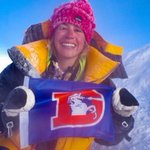 Woman Summits Mt. Everest With Broncos Flag https://t.co/y4WDTG6ebh https://t.co/dinOqR0ShG