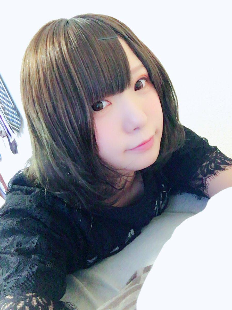 茉夏さんの写真とつぶやき:黒茶ボブどないでっか〜🙌 https://t.co/6eeAfRYRHq
