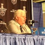 """Hitchcock: """"Allen was fine. Wont make goalie decision until later in week. Will talk about it tomorrow"""" #stlblues https://t.co/fFUEQFFjNI"""