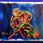 The finished Parayko print brought in $1200! @StLouisBlues #lgb #stlblues #WeAllBleedBlue #bringongame6! https://t.co/YhGfJSPMtP