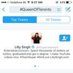 Its official???????????????? @IISuperwomanII is indeed the #QueenOfToronto ???????????????? https://t.co/WaOg1epSHJ