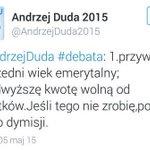 No to jak będzie z tą dymisją, pinokiowaty koleżko? @prezydentpl @AndrzejDuda https://t.co/gsYo5ZIBSu