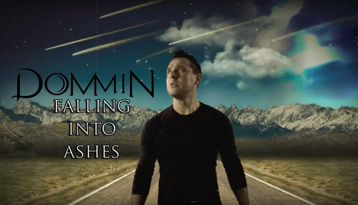 The 'Falling Into Ashes' video is up at https://t.co/jPMWD4NgMy.  House points if you can read the German! https://t.co/myXr51I6BB