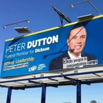 Good graffiti... #ausvotes https://t.co/62CIizt2VD