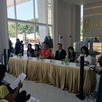 Suasana press conference konser #JKT48WayaheSBY di 88Avenue, Surabaya. H-10 menuju konser! https://t.co/y6BD5yj4P9