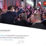 #RokTemu @AndrzejDuda wygrał wybory prezydenckie. https://t.co/v0rpgQpz6M