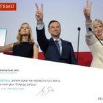 #RokTemu @AndrzejDuda wygrał wybory prezydenckie. https://t.co/zgdWNoAzUd