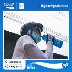Berkat dukungan kalian dan POCARI SWEAT, ION @HarukaN_JKT48 penuh kembali di Indramayu! Tetap dukung #goIONgoHaruka! https://t.co/XXY3hTM9qe