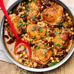 Easy Weeknight Braised Chicken Recipe