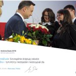 #RokTemu @AndrzejDuda wygrał wybory prezydenckie. https://t.co/IzyIJdXzlD