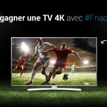 #FnacEnvoieDu4K Follow + RT pour tenter de gagner cette TV @LG_France UHD 123 cm ! https://t.co/8HVIacIGcs   🎁 📺 https://t.co/vQL2rEcehe