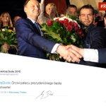 #RokTemu @AndrzejDuda wygrał wybory prezydenckie. https://t.co/zkP8tTbjpg