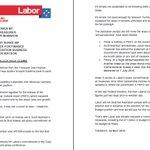 Shadow Treasurer @Bowenchris and @Tony_Burke: Hole In Liberals Black Hole Claims #ausvotes #auspol https://t.co/KNsUg4eynp