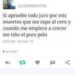@CONRADATOR cumple con la promesa... !!!! https://t.co/dn4QiQKKcf
