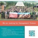 "BPR Lestari mencari ""The Next Leader"" kirim lamaran ke ribka.kristin@bprlestari.com   Subject: Management Trainee https://t.co/Sl82GY9pld"