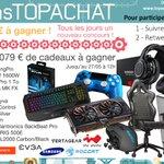 Concours #17AnsTopAchat   3 079 € à gagner avec le #LotFinal !   Pour participer, RT + Follow @TopAchat :-) https://t.co/WtUhIHrIc4