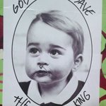 Prince George features in Sex Pistols art homage in Croydon https://t.co/VHYesz8YhN https://t.co/8sO9E0tFtf