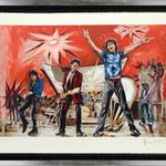 Ronnie Wood's Private Collection at Castle Fine Art #Nottingham https://t.co/E1sgZnZR5P https://t.co/nZvItmWqzi