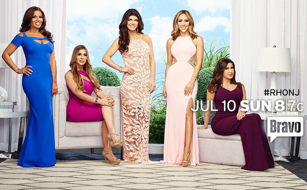 Are you excited about the return of #RHONJ ??