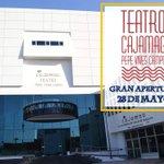 El sábado 28 de mayo se abrirá el telón en el nuevo teatro Pepe Vives Campo @ElInformador_SM @opinioncaribe https://t.co/MX9sIk0BDA