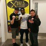 .@FunkMaster_UFC Is a coool cat! Hes lockin down @ufc Fight Night THIS Sunday! @jeetzradio @MarcoAndJeetz #Vegas https://t.co/i6ZGQDzCLY