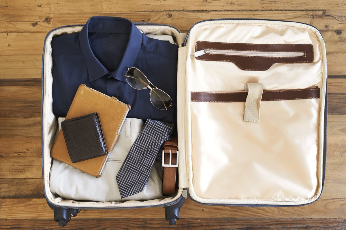 Surprising items you are + aren't allowed in hand luggage, in our latest interview with @wrs