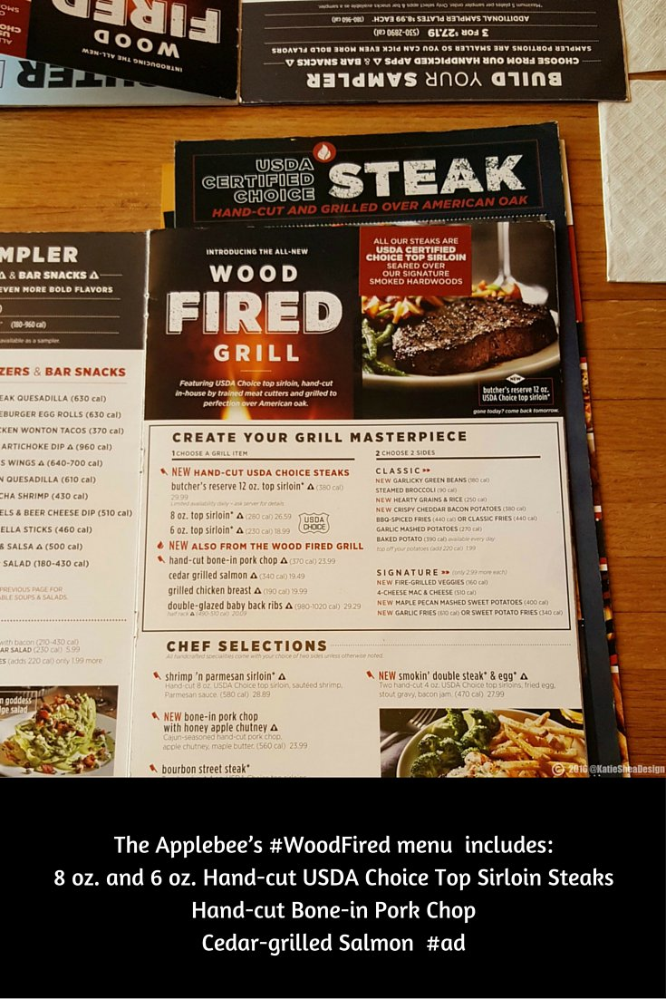 What would you like to taste from NEW @Applebees 's #WoodFired menu? #ad RT/ Tweet for Random #Giveaway $25 GC 2day! https://t.co/H0Cd8OFX4W