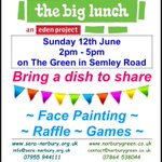 Norbury Green & Scots Estate Residents Associations are holding a joint Big Lunch-Sun 12th June on Semley Rd Green https://t.co/rdGhgO05IG
