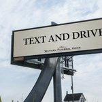 Funeral home billboard tells drivers to text and drive - https://t.co/chNdzqZMXU https://t.co/nrpjv1k3mi
