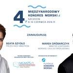 #KongresMorski otworzą: @PremierRP @BeataSzydlo oraz @marekgrobarczyk - @MGMiZS_GOV_PL https://t.co/uelFHkPhoQ https://t.co/bCJDSYgBgv