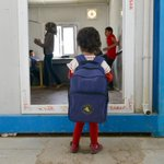 Did you know? Only 50% of refugee children & 25% of refugee teenagers are able to attend school #ShareHumanity https://t.co/sqsq286Gn7