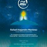 Están cordialmente invitados a la presentación de la @FiestaDelMarSM 2016. https://t.co/Hwk8awTQdK