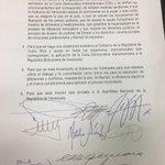 Parlamento de Costa Rica censura medidas del presidente Maduro contra el pueblo de Venezuela #24M https://t.co/r7bLh3DjDV
