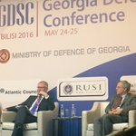 """""""Warsaw summit not end of the road. Be in for the long run"""" Estonian Defence Minister Hanso at #GDSC2016Tbilisi https://t.co/OaFWuAthav"""
