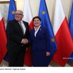 #KPRM, spotkanie Frans Timmermans - Beata Szydło w sprawie kryzysu #TK https://t.co/xToKhlHCIb https://t.co/ItwmrzOHrI