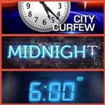 Summer is right around the corner! Remember, we have a JUVENILE CURFEW (under 17) from midnight to 6AM every night. https://t.co/GuqtAqbuWe