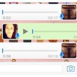Nuevo botón en la aplicación de @WhatsApp  https://t.co/IQVEht39Al https://t.co/ucTnNNqnSg